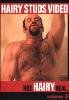 Hairy Studs Video Volume 3